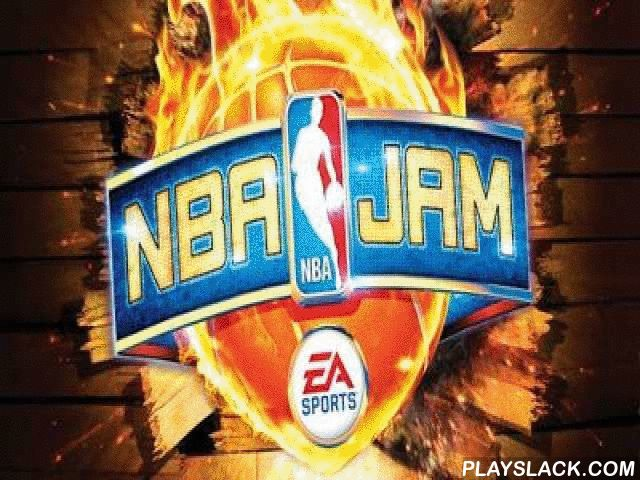 NBA JAM  Android Game - playslack.com , NBA Jam - a soft imitator of basketball.  In the game there re 30 NBA groups with superior players.  In whole on a platform there re 4 players:  2 for us, 2 against, but we will direct only one, competing  with crazy collections the worker.  Graphics in the game is wit in some points  quotients of players do not absolutely equal actual therefore looks quite amusing.  In broad all textures are killed  in motion graphics style, but it doesn't make it…