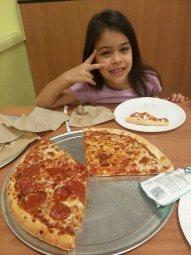 PETER PIPER PIZZA W MY HUNI PETER