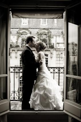 El balcón, otra idea para tus fotos de casamiento
