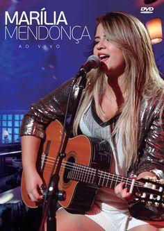 Marília Mendonça lança pela Som Livre DVD ao vivo