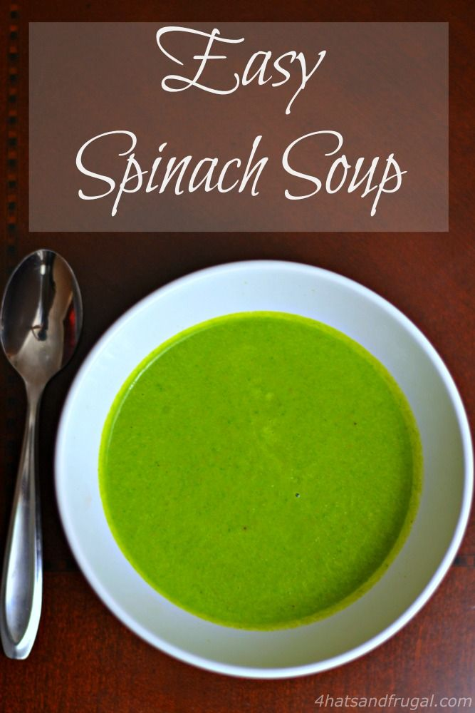 158 best frugal soup and stew recipes images on pinterest fall easy spinach soup sisterspd