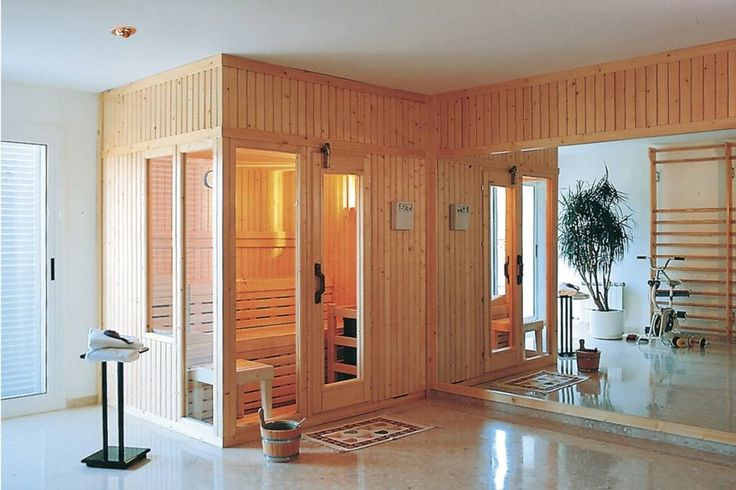 Sauna Finlandesa Classic | Finnish Sauna by Inbeca (De INBECA Wellness Equipment)