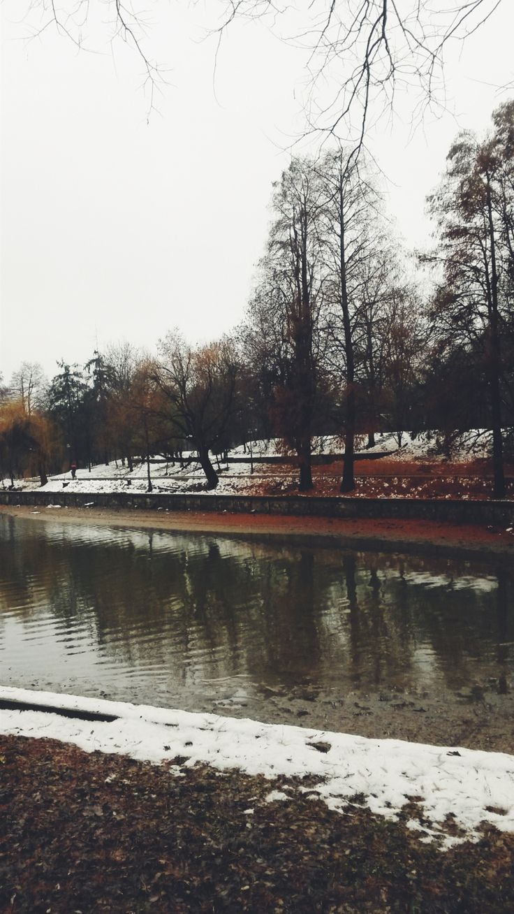 #winter in the #park