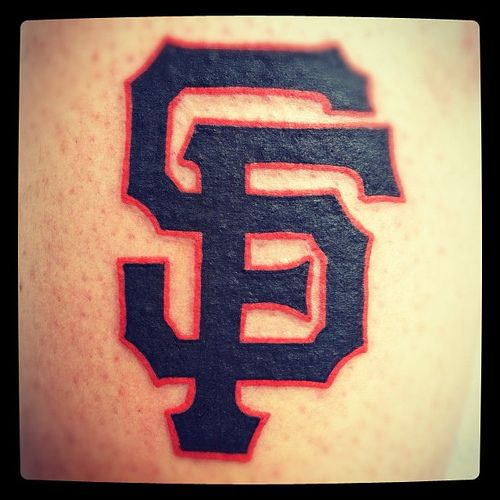 15 best sf giants tattoos images on pinterest tattoo ideas tatoos and time tattoos. Black Bedroom Furniture Sets. Home Design Ideas