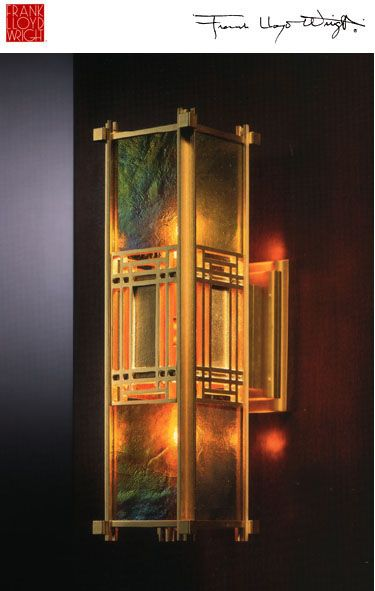 48 best frank lloyd wright glass images on pinterest for Frank lloyd wright craftsman style
