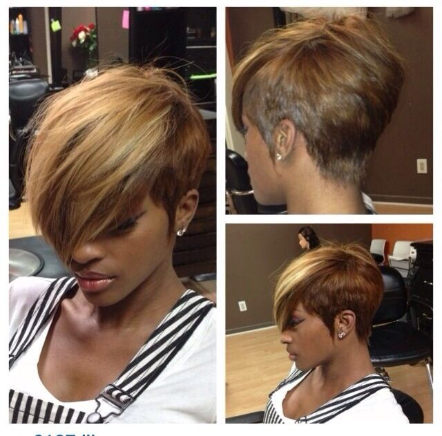 picture of short haircuts 2088 best happy nappy hair images on hairdos 2088 | 4ec7fb17adb3b6112577e08f8149ac60 hair shades cut and color
