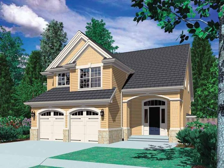41 best House plans images on Pinterest | Small house plans ...