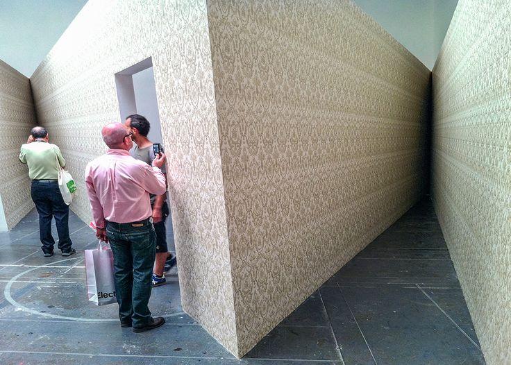 On Stage # 3 - The Biennale, Venezia - © Jan Oberg 2015