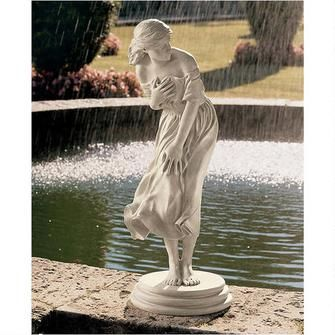 Windblown Sculpture I'd love to get for our garden. I'm in love with this.