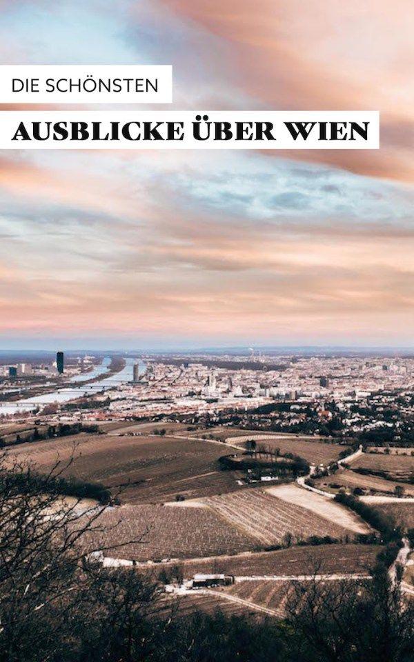 In Wien gibt es so viele schöne Aussichtspunkte, von denen man einen großartigen Panoramablick über die Stadt genießt.