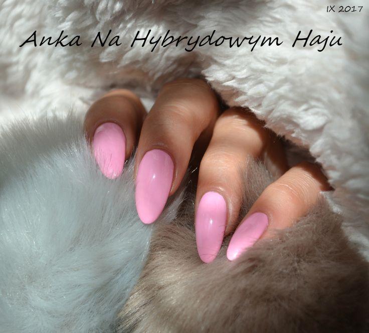 https://www.facebook.com/AnkaNaHybrydowymHaju/  #paznokcie #pazurki #manicure #hybrydy #AnkaNaHybrydowymHaju #Nails   #różowepaznokcie #pinknails #róż #różowe #różowy #pink #pinky