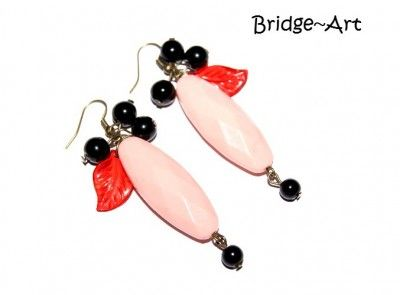 Kolczyki Fantazyjne #earrings #kolczyki