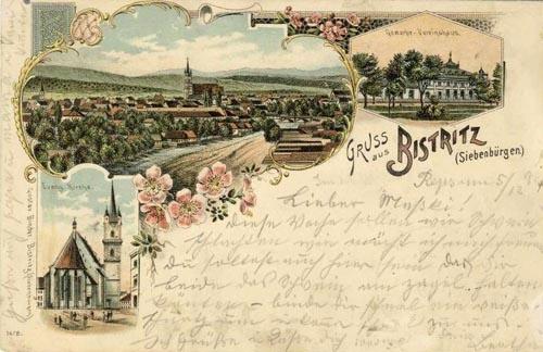Bistrita - 1898