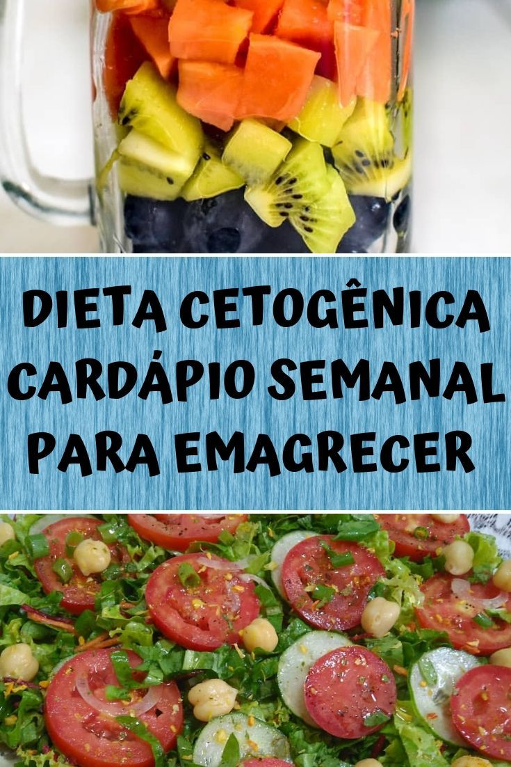 dieta cetogenica cardapio emagrecer