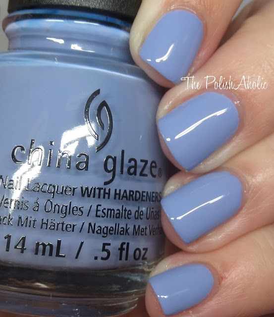 China Glaze Nail Polish In Bulk: 25+ Best Ideas About Periwinkle Nails On Pinterest
