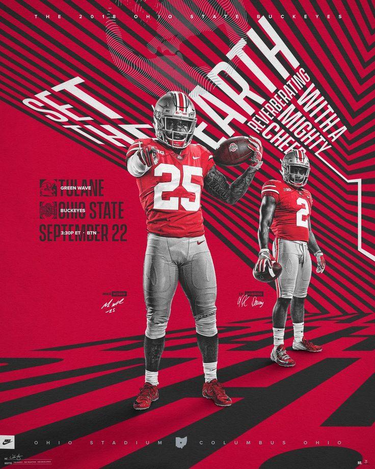 Twitter Sports design inspiration, Sports graphic design