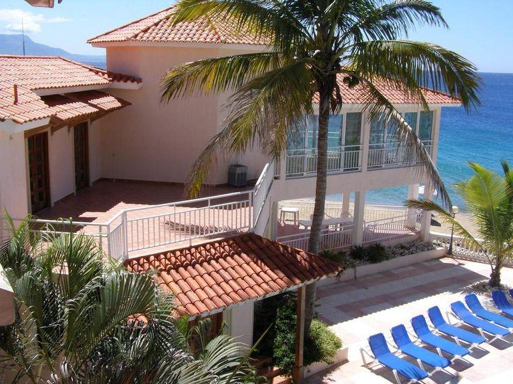 Hotel Villa en Sosua Paradise - Caribbean Islands #HotelDirect info: HotelDirect.com