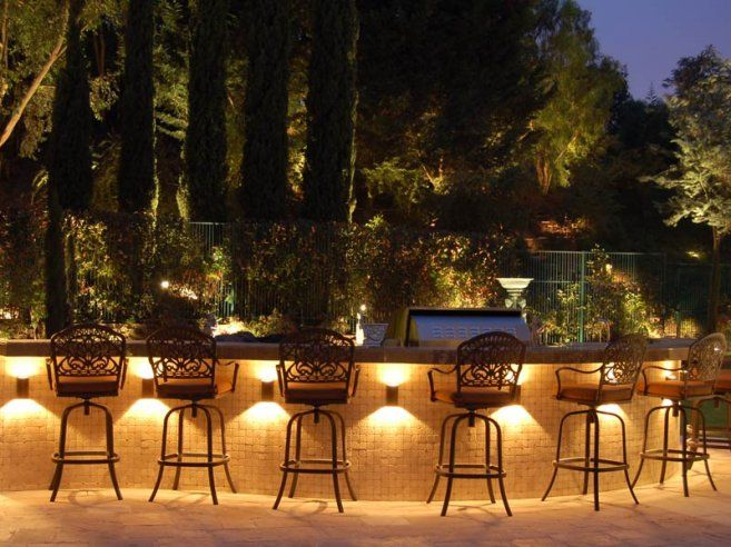 Outdoor Lighting Design Ideas: Landscape & Outdoor Lighting Designs For Homes