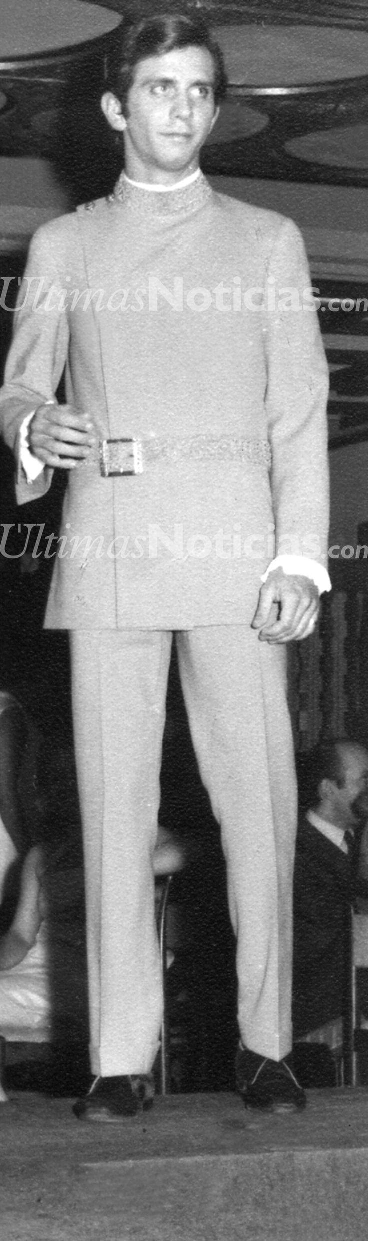 Osmel Sousa nació en Cuba el 26-09-1946, es el presidente de la Organización Miss Venezuela. Se destaca por su exitosa carrera como preparador de las misses venezolanas e internacionales, como en el reality show Nuestra Belleza Latina. Foto: Archivo Fotográfico/Grupo Últimas Noticias
