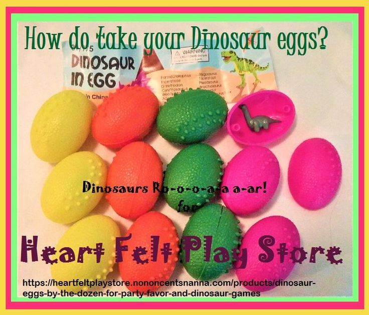 Dinosaur Eggs by the Dozen for Party Favor and Dinosaur Games #dinosaurparty #dinosaur #dinosaureggs #dinosaurtheme #eggs #partyfavor #Dinosaurgame
