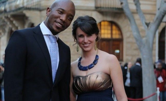 Our most popular article EVER: Meet Mmusi Maimane's wife