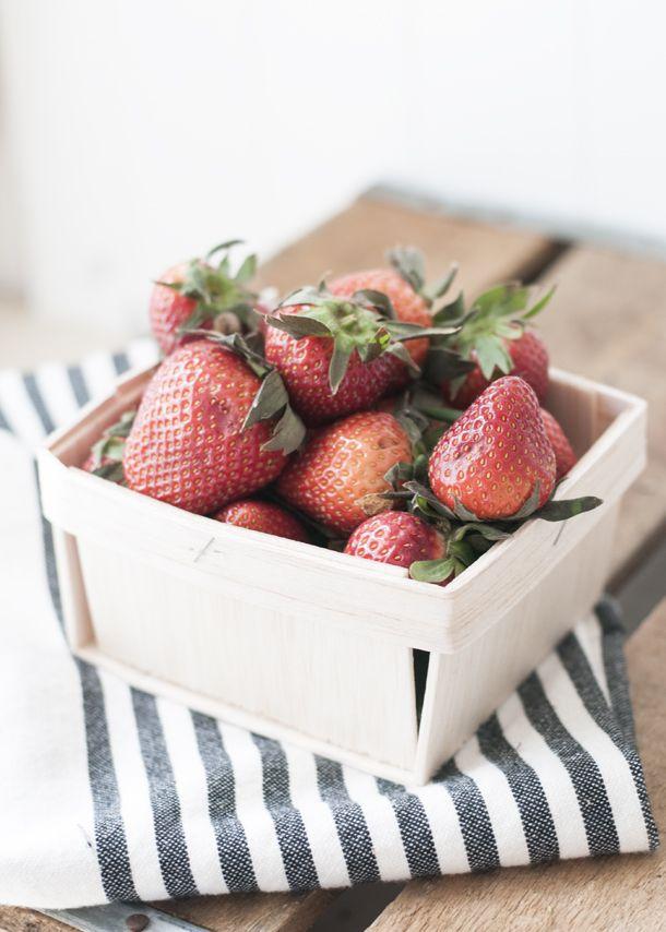DIY Wooden Berry Basket - Earnest Home co.