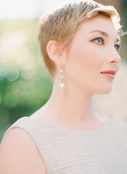 Brautfrisuren für kurze Haare 2016: So stylen Sie sich perfekt für Ihren unvergesslichen Hochzeitstag!