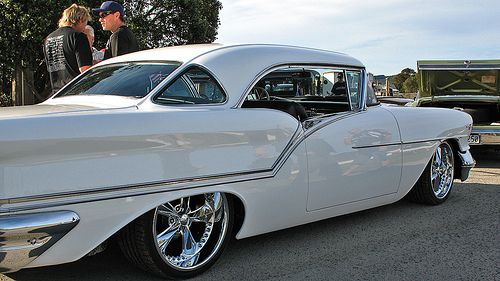 1957 Oldsmobile Super 88 | by Spooky21