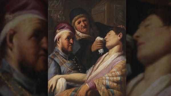 レンブラントの行方不明絵画がオークションで発見
