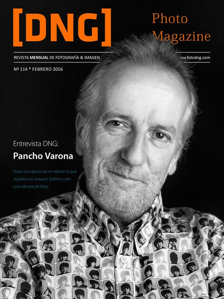 DNG Photo Magazine Nº 114, Febrero 2016 disponible para descarga