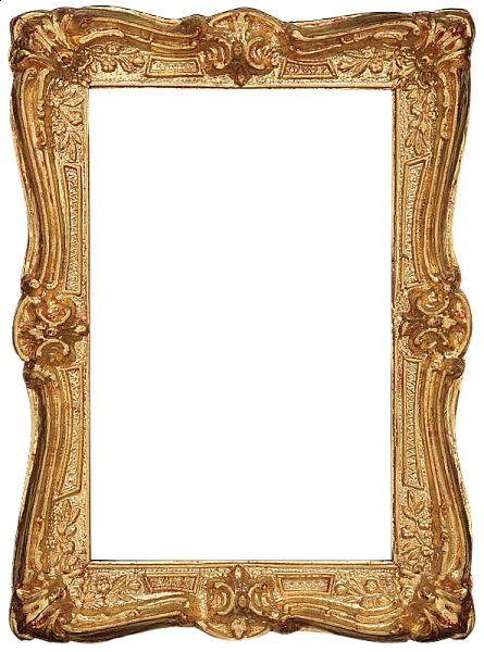 classic transparent frame printable