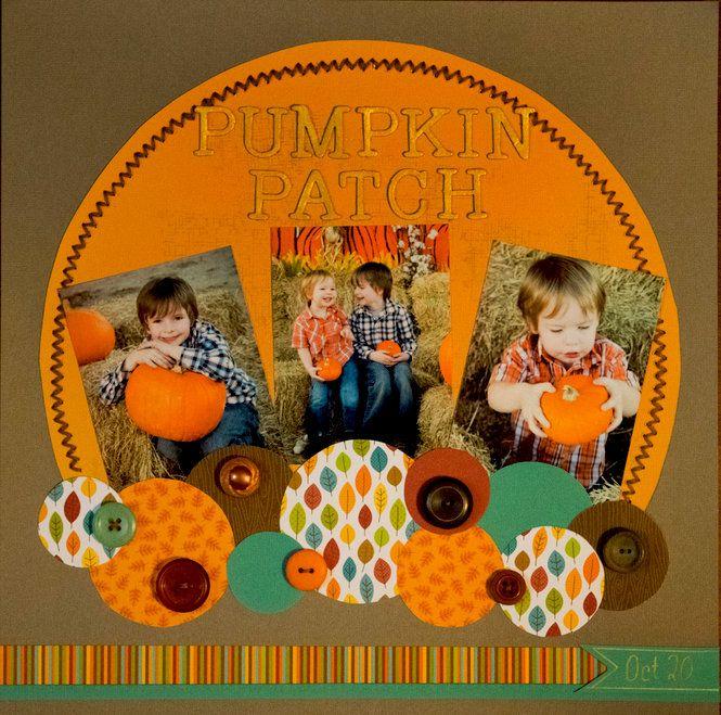 Layout: Pumpkin Patch