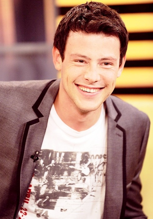 Cory Monteith/ This just breaks my heart...my heart is broken to hear this wonderful person has passed