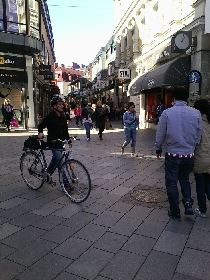 12 Reasons I Will Miss Linköping, Sweden http://GlobeTrottinGranny.com/12-reasons-i-will-miss-linkoping-sweden/