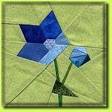 Воздушный шар Цветок 2