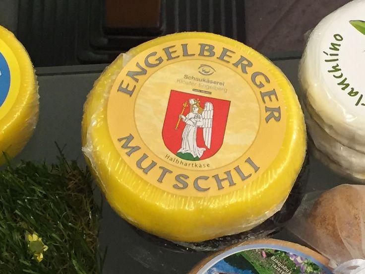 Cheese Factory at Engelberg - Switzerland