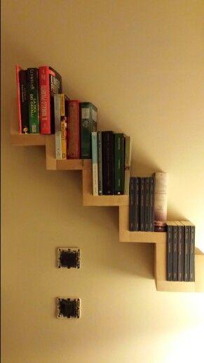 Libreria a scaletta