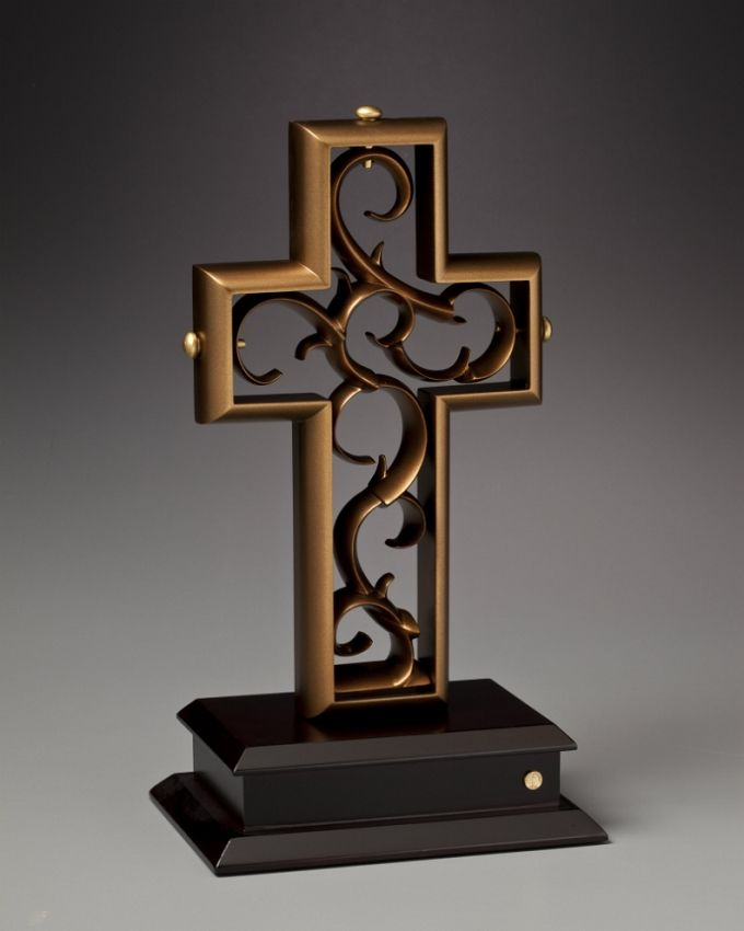 Processional Cross Base In Bronze Leaves Decorations: The 25+ Best Wedding Unity Cross Ideas On Pinterest