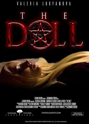 TERROR EN EL CINE. : THE DOLL. (TRAILER 2017)