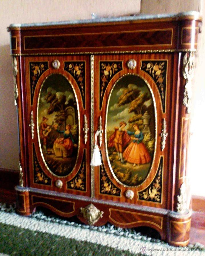 25 best ideas about aparadores antiguos en pinterest - Ver muebles antiguos ...