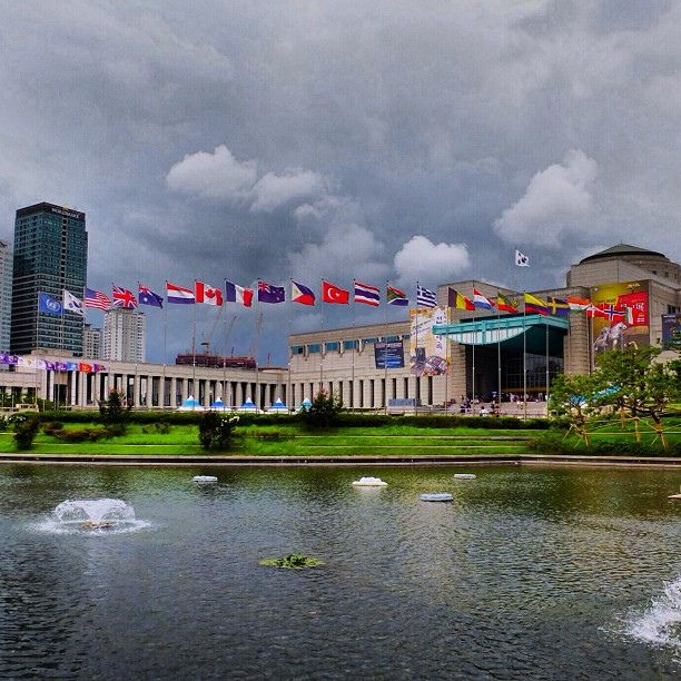 In front of the War Memorial of Korea, Seoul | Flickr – Condivisione di foto!
