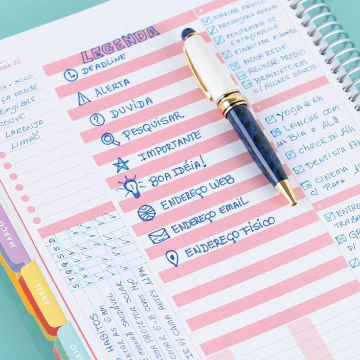 """Usar símbolos facilita a sua vida! Ao invés de escrever """"enviar e-mail para...""""…"""