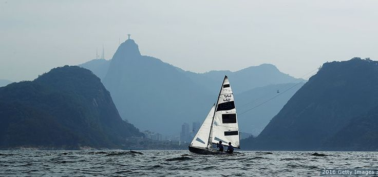 The Best Photos From Rio 2016: Aug. 15 Edition Stu McNay and Dave Hughes, Sailing