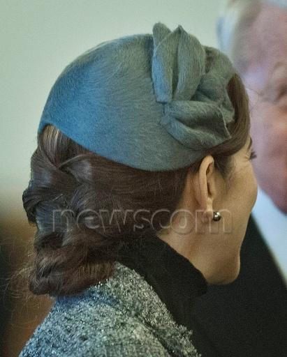 hat/headpc & French braid