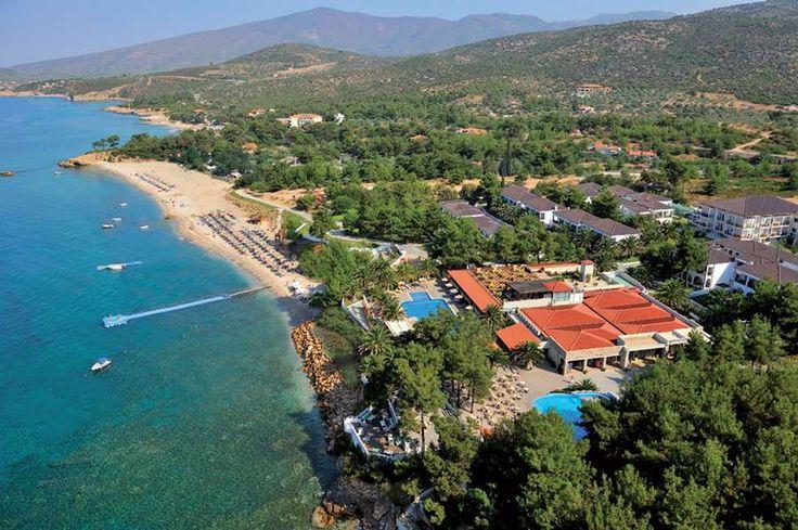 Alexandra Beach Thassos Spa Resort, Thassos - www.thassos-view.com