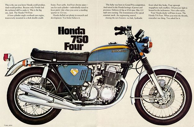Honda 750 Four, super fast bike and heavy as heck... my sister Jackie learned how to ride on this bike... we sure had fun....another one of my brothers bikes... thanks Nick!!!