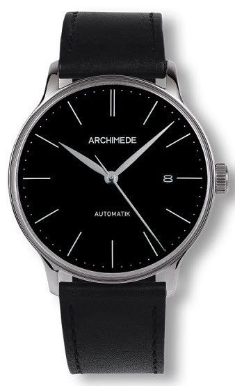 3089a548648 Archimede s new Miyota powered dress watch