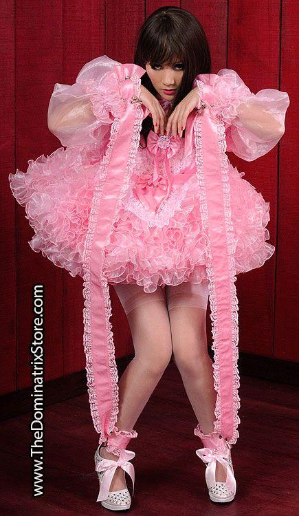 Mincing Ribbons Prissy Sissy Wear Prissy Sissy Sissy