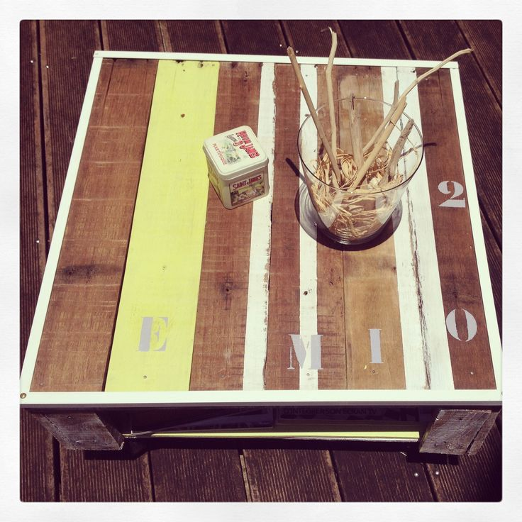 25 best ideas about table basse roulette on pinterest - Table basse roulette industrielle ...