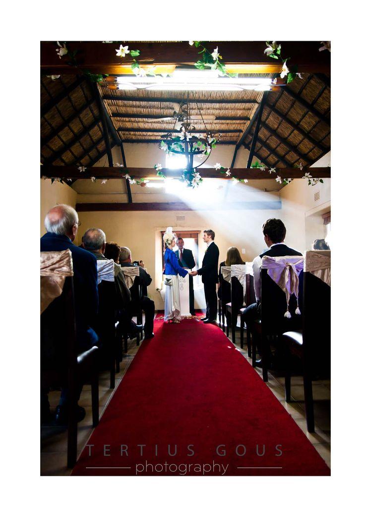 Vredenheim's ceremony chapel
